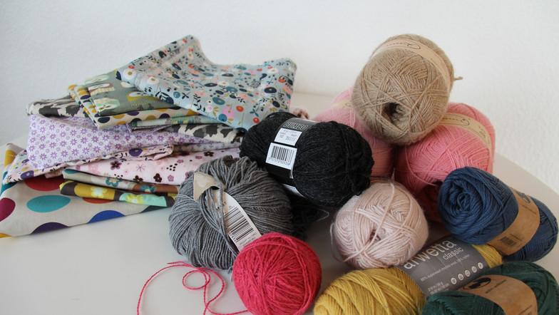 Tekstil og garn